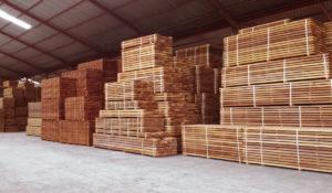 ifco débité sawn timber lumber bois afrique wood